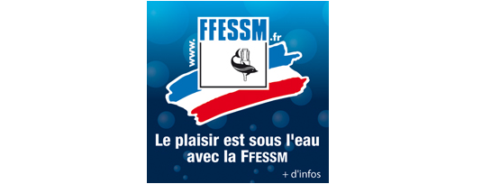 logo FFESSM partenaire IFP Sports Edition