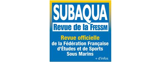 logo Subaqua partenaire IFP Sports Edition