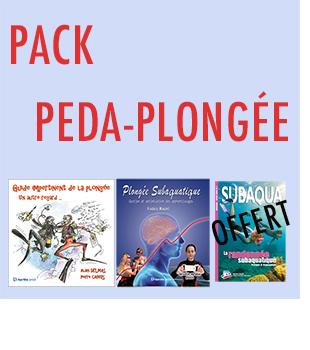 pack de 3 ouvrages de pédagogie à un tarif préférentiel